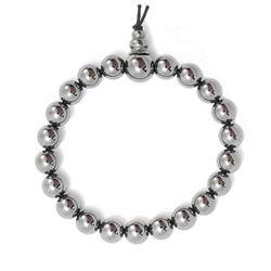 Chakra Balancing Simulated Gemstone Bead Bracelet