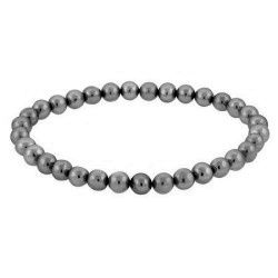Stretch Crystal Pearl Bracelet