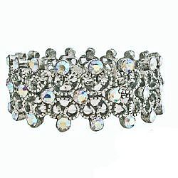 Swarovski Crystal Rhinestone Stretch Bracelet-BR29