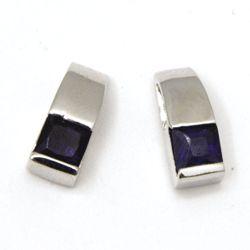 Classic Rhinestone Stud Earrings