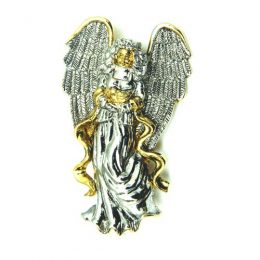 Guardian Angel Brooch