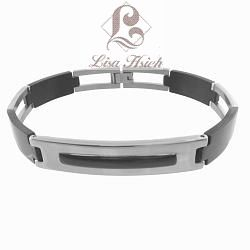 Stainless Steel IPB Link Bracelet-LH127
