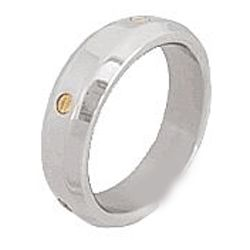 Stainless Steel Ring IPG