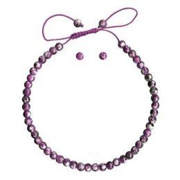 Cloisonne Necklace Earring Set