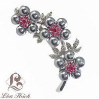 Edwardian Vintage Pearl Brooch