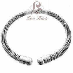 Stainless Steel Flexible Mesh Bracelet-SB065