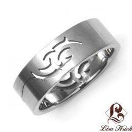 Celtic Stainless Steel Men's Ring