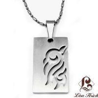 Stainless Steel Celtic Pendant