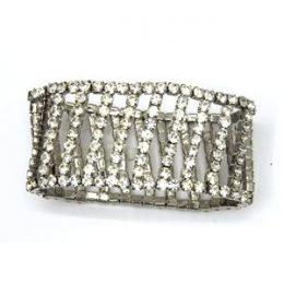 Swarovski Crystal Rhinstone Strecth Bracelet